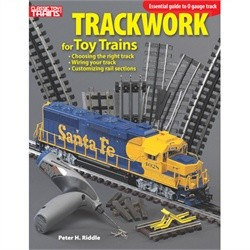 KAL108365  Trackwork for Toy Trains