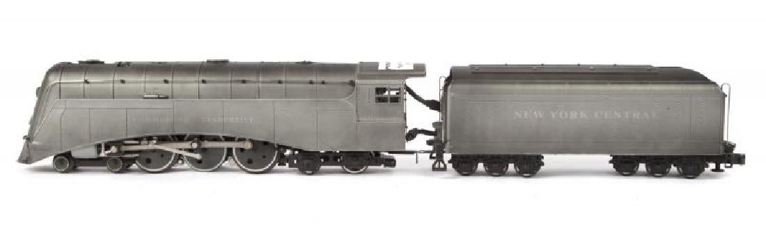 6-18067  NYC Commodore Vanderbilt - TMCC & Railsounds -  Weathered