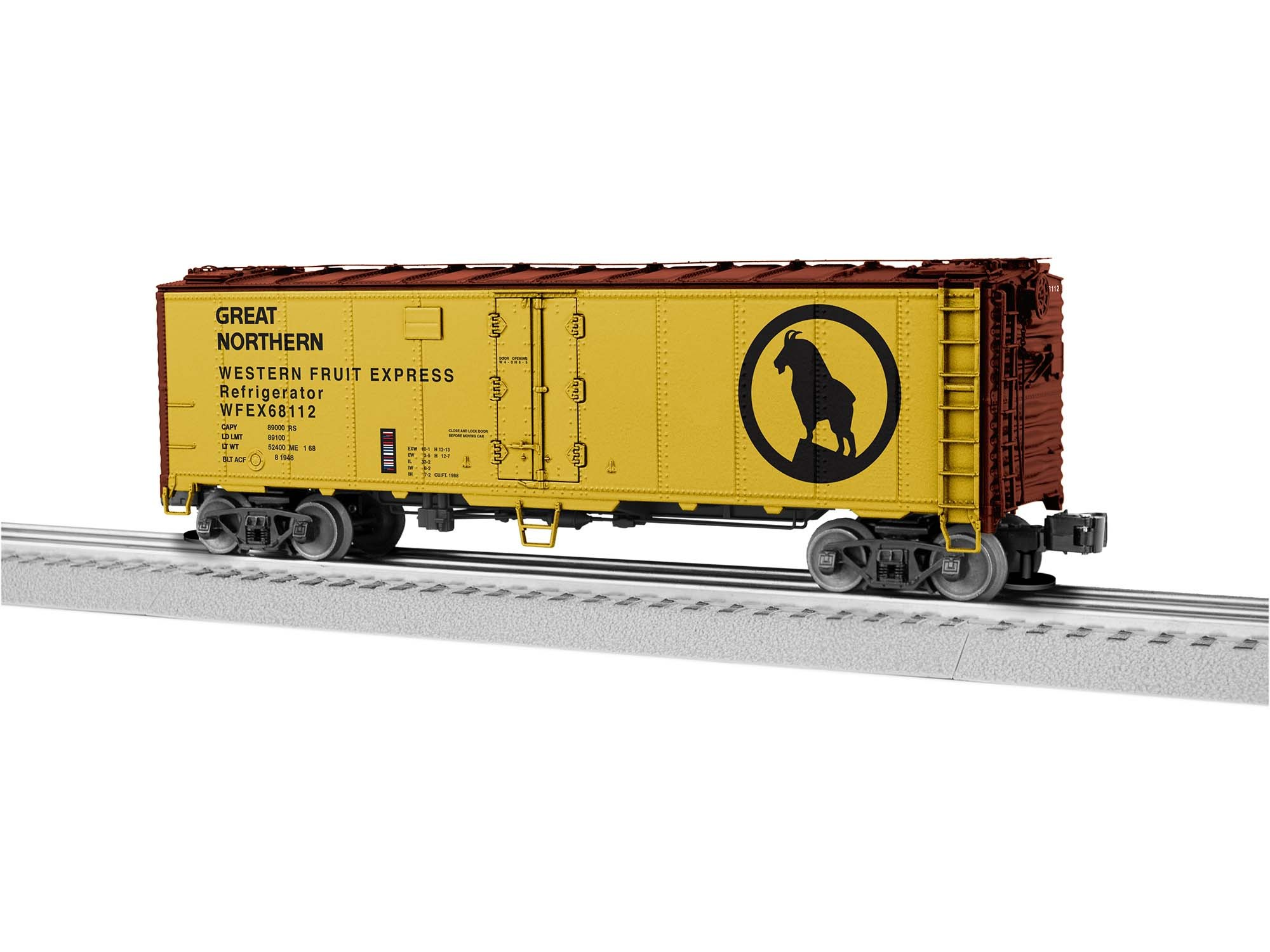 1926090  GN Reefer w/Freightsounds