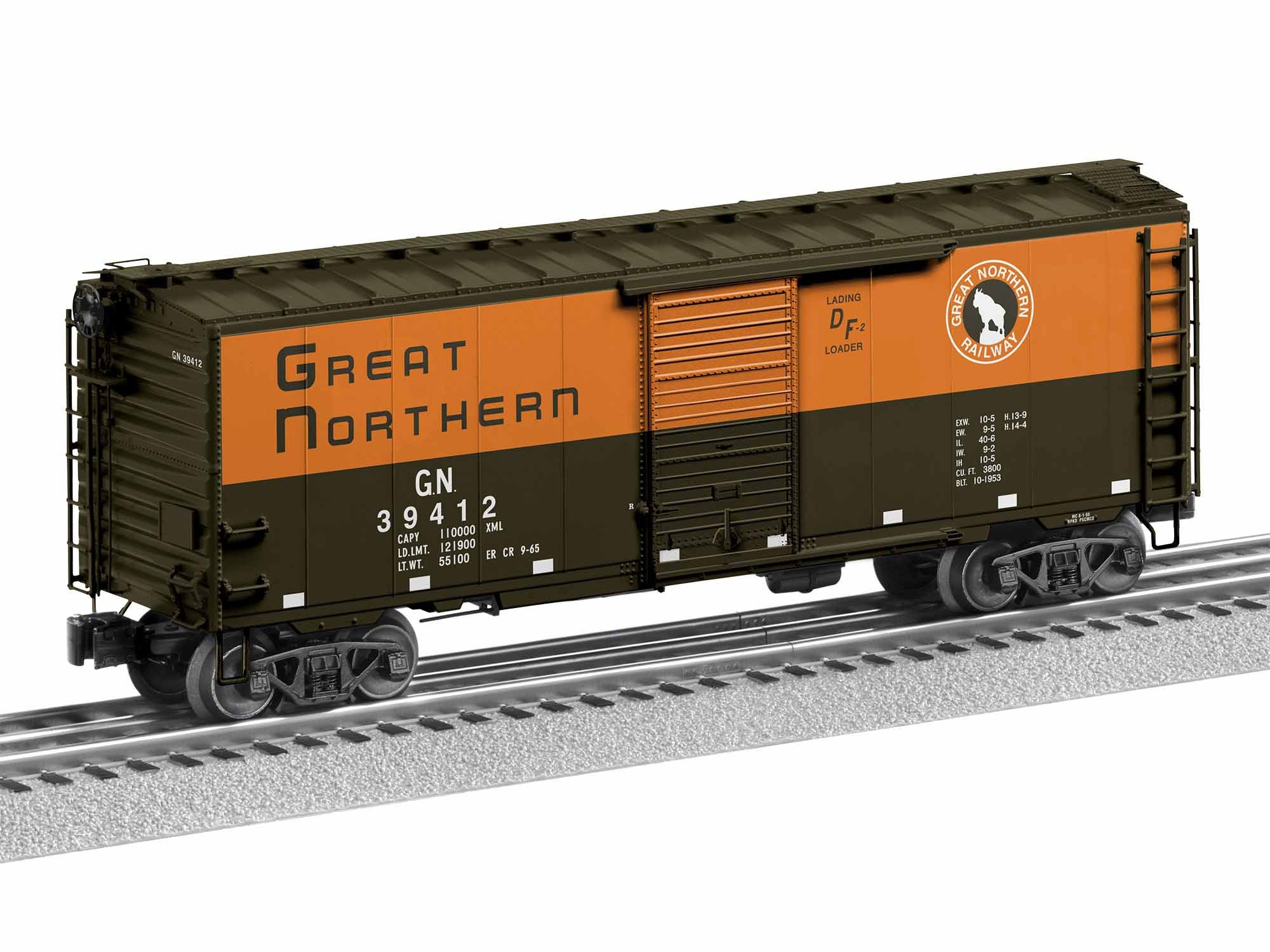 1926630  GN PS-1 Boxcar w/Freightsounds