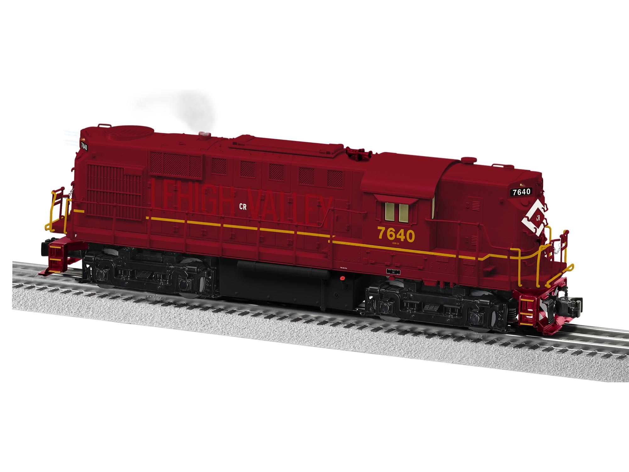 1933031  Conrail/LV RS-11 #7640