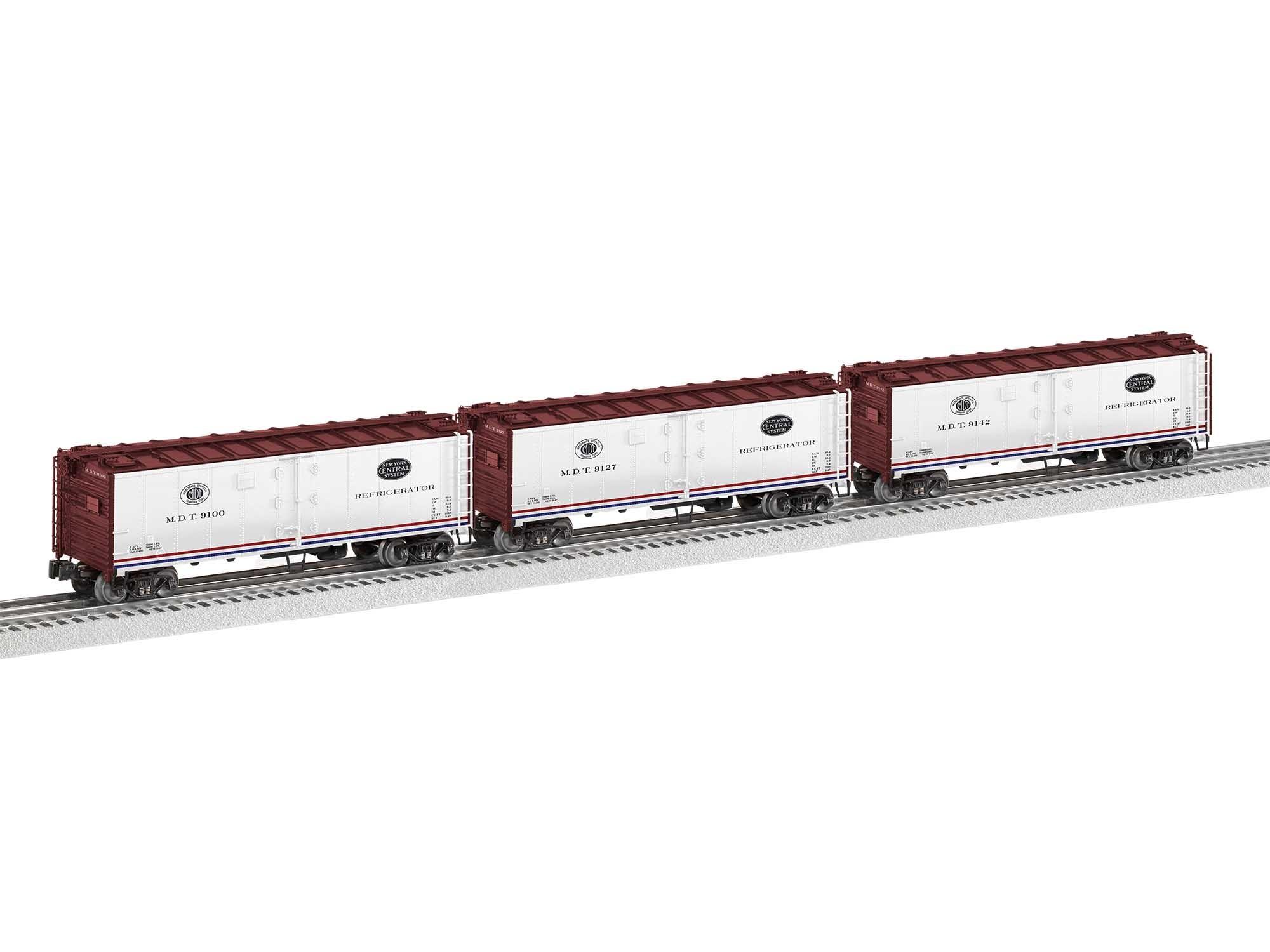2026980  MDT Vision Reefer 3 Pack