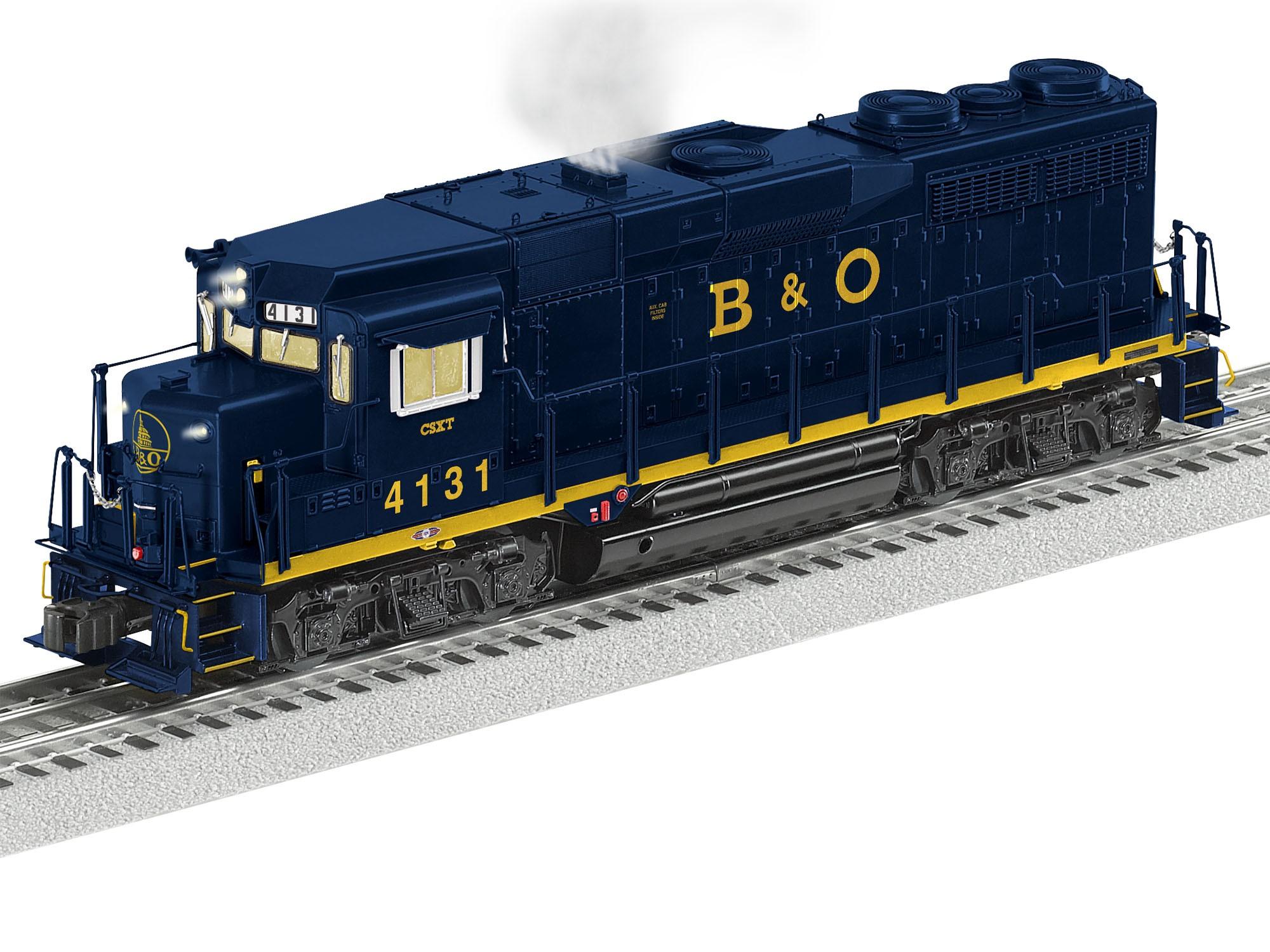 2133462  CSX (B&O) GP30 #4131