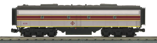 30-20073-3  Erie Lackawanna E-8 B Unit (Non Powered)
