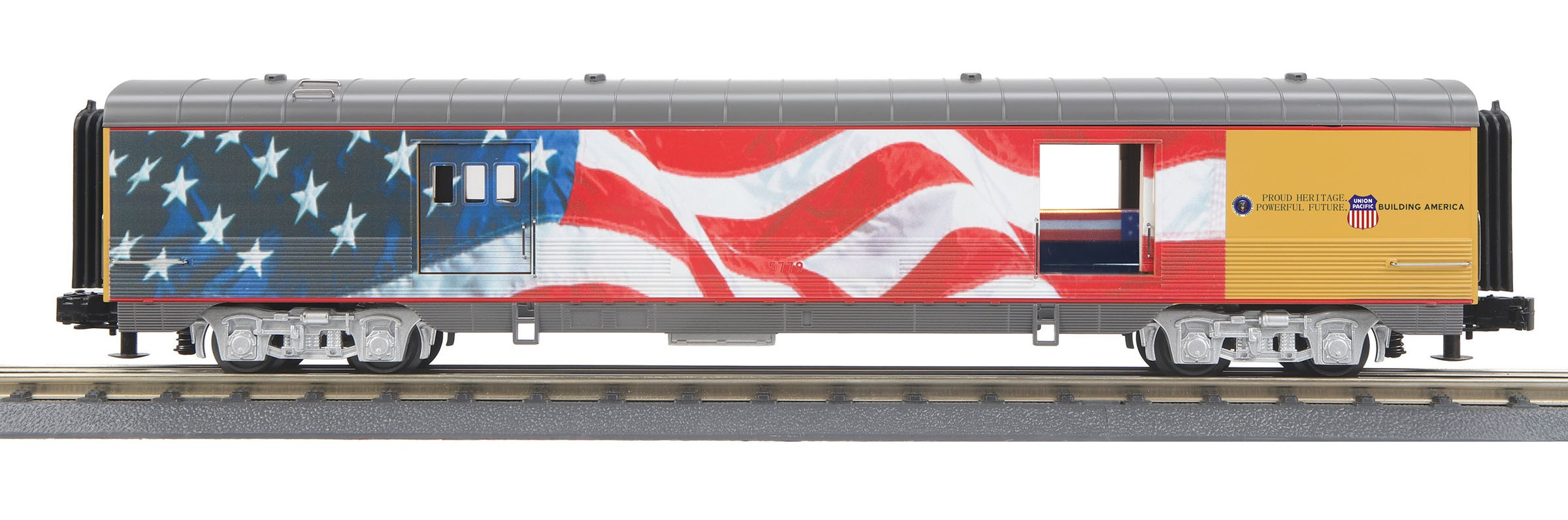 30-68127  UP 60' Streamlined Baggage Car