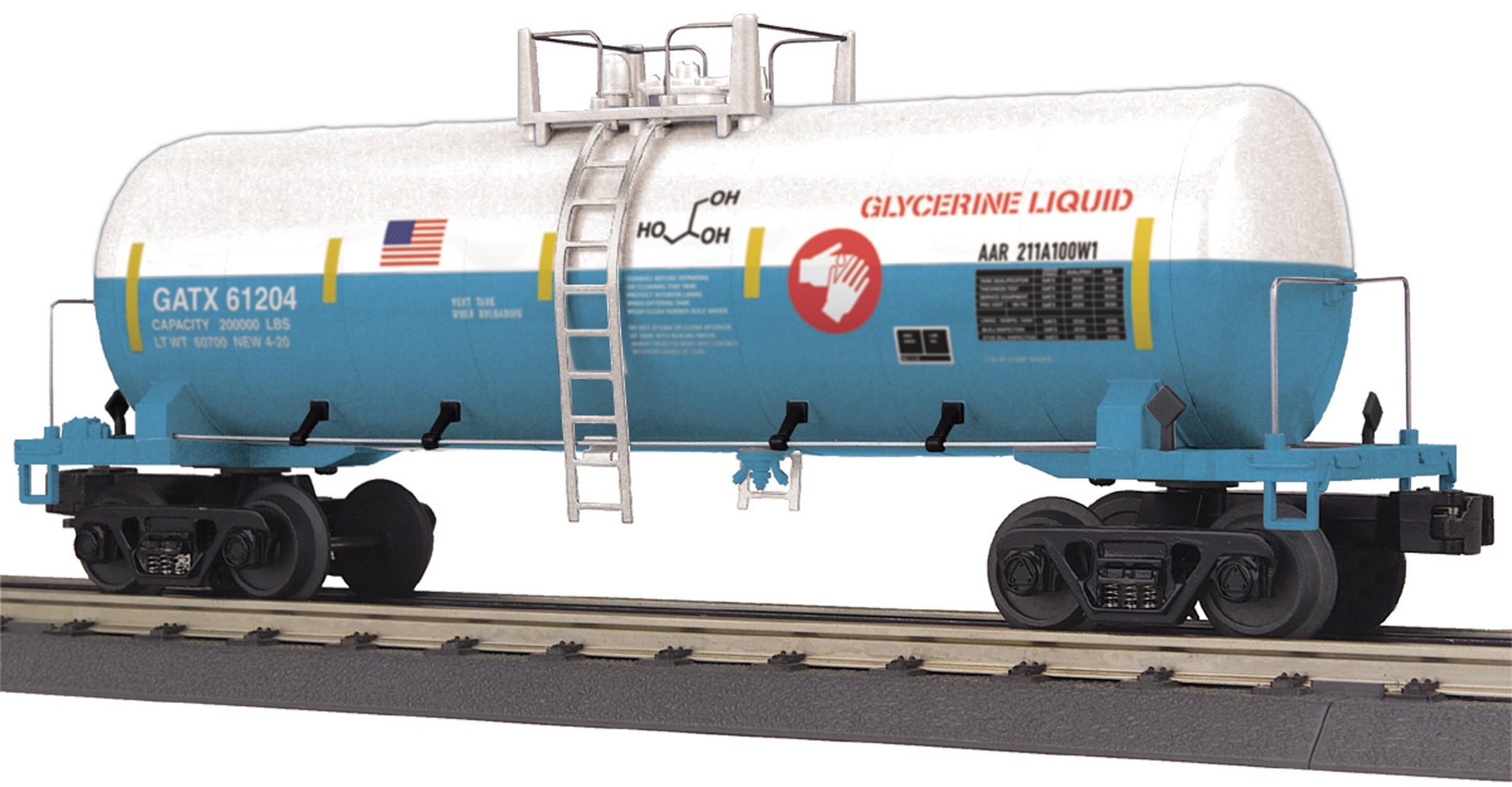 30-73581  Glycerol Modern Tank Car