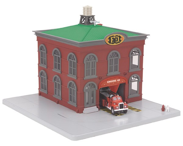 30-9157  Operating Firehouse-Eng. Co #49