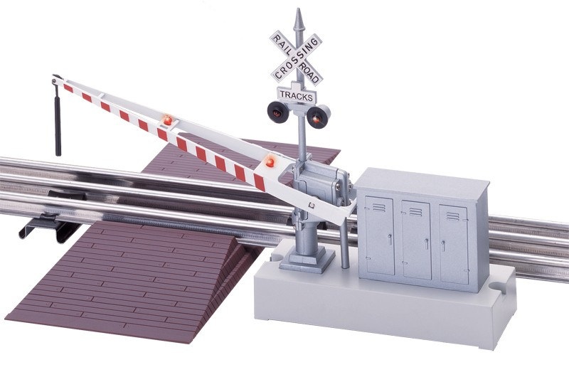 6-14098  Automatic Crossing Gates