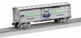 6-83498  2016 National Lionel Train Day Boxcar