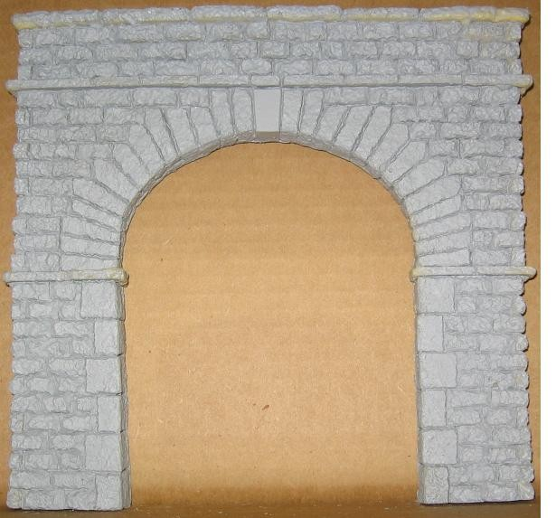 USC61610  Mt. Royal Cut Stone Portal