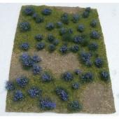 JTT95606  Flowering Meadow - Purple 5x7