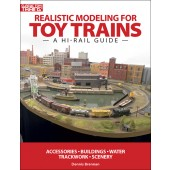 KAL108390 Realistic Modeling Toy Trains