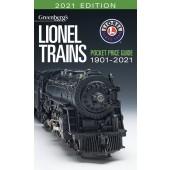 KAL108721  Lionel Trains Pocket Price Guide 1901-2001