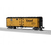 1926120  Santa Fe Reefer w/Freightsounds