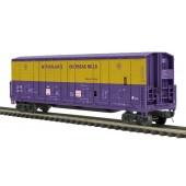 20-93924  Netherlands 55' All-Door Box Car