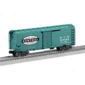 2026170  NYC Flat Spot Freight Sounds Box Car