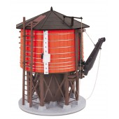 30-11086  O Scale Operating Water Tower