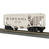 30-75589  PRR H30A 3-Bay Covered Hopper