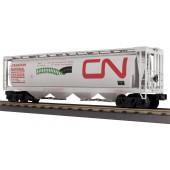 30-75682  Canadian National 4-Bay Cylindrical Hopper