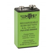 50-1008 Rechargeable Proto Sound Battery