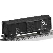 6-15080  C & O 40' Box Car