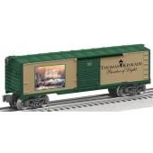 6-39335 Thomas Kinkade Victorian Boxcar