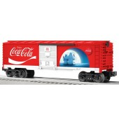 6-39361  Coca-Cola Polar Bear Boxcar