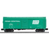 6-81827  Penn Central Single Door Round Roof Boxcar