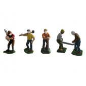 6-81871  Loggers Figure Pack