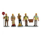 6-82872  Loading Dock Workers Figure Pack