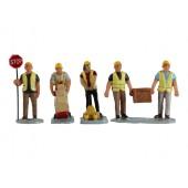 6-82872  Loading Dock Workers Figure Pack