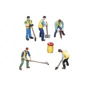 6-83171  MOW Workers Figure Pack