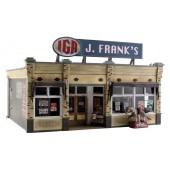 WDS5851  J. Frank's IGA Grocery