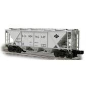 WEV24014 LV (Gray) H30 Hopper w/Shaker Brackets